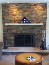 fireplace face wood burning design specialties ina glass door limestone mantel hearth