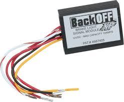 Back Off Brake Light Modulator Signal Dynamics 01004 Back Off Xp Brake Light Modulator