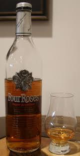 Four Roses Premium American Light Whiskey Four Roses Super Premium Bourbon The Bourbon Rundown