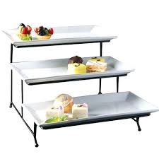 Tiered Display Stands Tiered Food Stand Edcatering Tiered Display Stands Owiczart 46