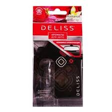 Купить Ароматизатор картонный для автомобиля «<b>Deliss</b> ...