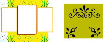 mug 3 frame design png