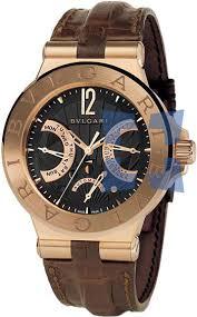 bulgari diagono men s watch model dgp42bgldmp bulgari diagono men s watch