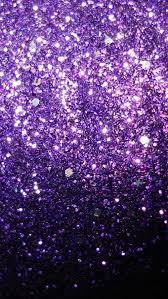 purple glitter and wallpaper image