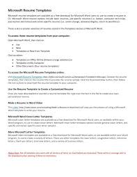 Check My Resume For Free F F Free Printable Resume Templates Microsoft Word Stunning Free 14