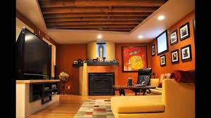 paint colors for basementsInteresting Finished Basement Wall and Floor Paint Color Ideas