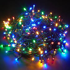 Details About 100 200 400 Led Chaser String Fairy Lights Indoor Outdoor Xmas Party Lights