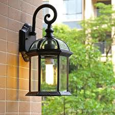outdoor wall lanterns whole best modern up down outdoor wall sconce