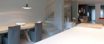 Polished Concrete Floor Kitchen Polished Concrete Flooring Residential All About Flooring Designs