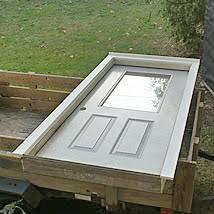 install front doorHow To Install A Steel Entry Door In New Construction