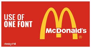 mcdonald s logo 2015. Beautiful Mcdonald Fonts With Mcdonald S Logo 2015