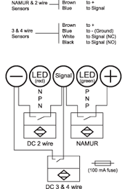 sensor tester dimensions wiring connections