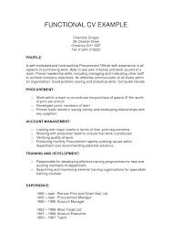 Combination Resume Samples – Amere