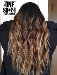 Light Caramel Ombre Hair 60 Looks With Caramel Highlights On Brown And Dark Brown