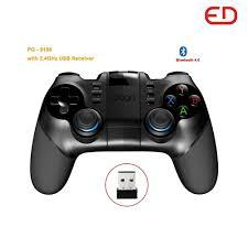 Giảm ₫63,000] Tay cầm chơi game IPEGA PG-9156 kết nối Bluetooth tương thích với  điện thoại thông minh/TV/PC/TV Box - tháng 7/2021 - BeeCost