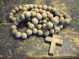sugarboo oversized prayer beads with cross