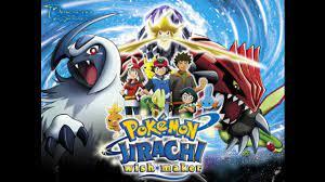Pokemon Movie 6 - Jirachi Wish Maker (English) - YouTube