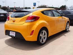 hyundai veloster 2014 yellow. Simple 2014 On Hyundai Veloster 2014 Yellow O