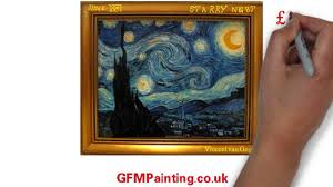van gogh starry night oil painting reions on canvas gfmpainting co uk