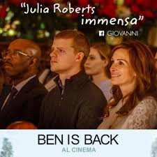 Ben Is Back - Il Film - Posts