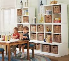 storage baskets for shelves kids room