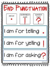 Punctuation Anchor Chart 1st Grade Punctuation Anchor Chart Worksheets Teaching Resources Tpt