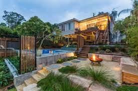 2018 gold award residential landscape