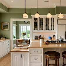 Kitchen Paint Colors 10 Handsome Hues For Hardworking Spaces Paint For Kitchen Walls Green Kitchen Walls Kitchen Wall Colors