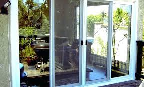 3 panel patio door large image for 4 sliding cost astounding glass doors pella replacement parts