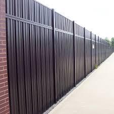 metal fence panels. Metal Fence Panels H