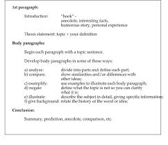 Example Of Definition Essay Topics Definition Essay Topic Suggestions 290 Unique Ideas For Definition