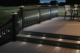 outdoor deck lighting ideas. Outdoor Deck Lighting Ideas
