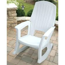 adams resin rocking chair patio rocking chairs org outdoor furniture adams mfg corp white resin stackable