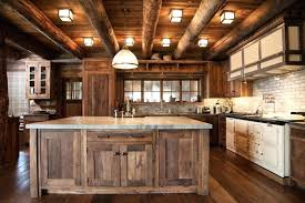 rustic kitchen islands rustic kitchen remodel for log cabin house rustic kitchen island with storage addition rustic kitchen islands