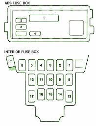 acuracar wiring diagram 1997 acura cl 3 0 abs fuse box diagram