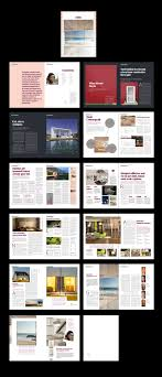 Graphic Design Process Book Template 75 Fresh Indesign Templates And Where To Find More