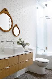 modern bathroom hexagon marble tile bathroom modern hex tile bathroom fresh white hexagon