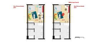 Ikea Small Spaces Floor Plans Interior Design Ideas Studio Apartment  Fitness Center Ikea Floor Plans