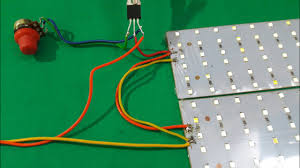 How to make <b>LED Light Controller</b> - YouTube