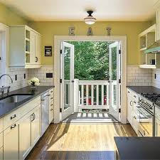 french doors in kitchen. Beautiful French Kitchen French Doors Meet Dining Room Country  Cabinet   In French Doors Kitchen F