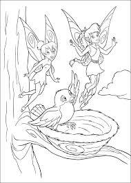 Tinkerbell Kleurplaat En Disney Tinkerbell Kleurplaat Dwacme