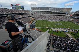 Oracle Arena Seating Chart Raiders Oakland Raiders To Play 2019 Season At Coliseum