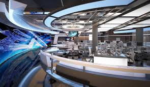 NU-Q opens new broadcast newsroom