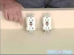 how to install electrical outlets installing amp amp how to install electrical outlets installing 15 amp 20 amp electrical outlets