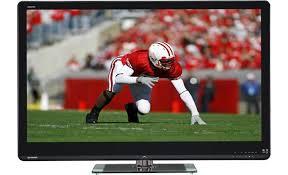 sharp tv canada. sharp lc-52le925un front tv canada