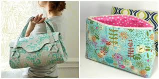 Purse Sewing Patterns Extraordinary Your Purse Pattern Tutorial 48 Free Bag Sewing Patterns