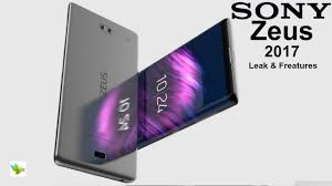 sony phone 2017. sony xperia edge in 2017 with dual camera,6 gb ram, curved screen- sony zeus concept - youtube phone a
