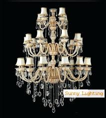 chandelier with shade vanity large church chandelier lighting hotel colored glass chandelier with shade led modern