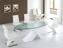 modern glass dining room sets stunning modern glass dining room tables glass dining table and alluring