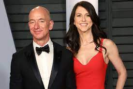 MacKenzie Bezos Net Worth After $36B ...